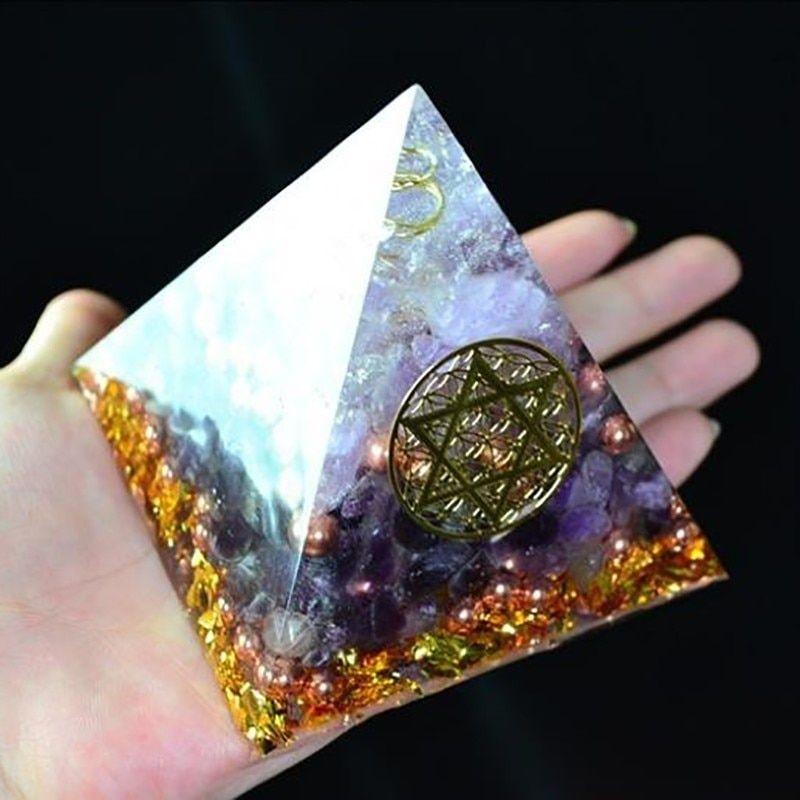 Sodalite Pyramids Crystals Altar Decor Witchy Decor Altar Decor