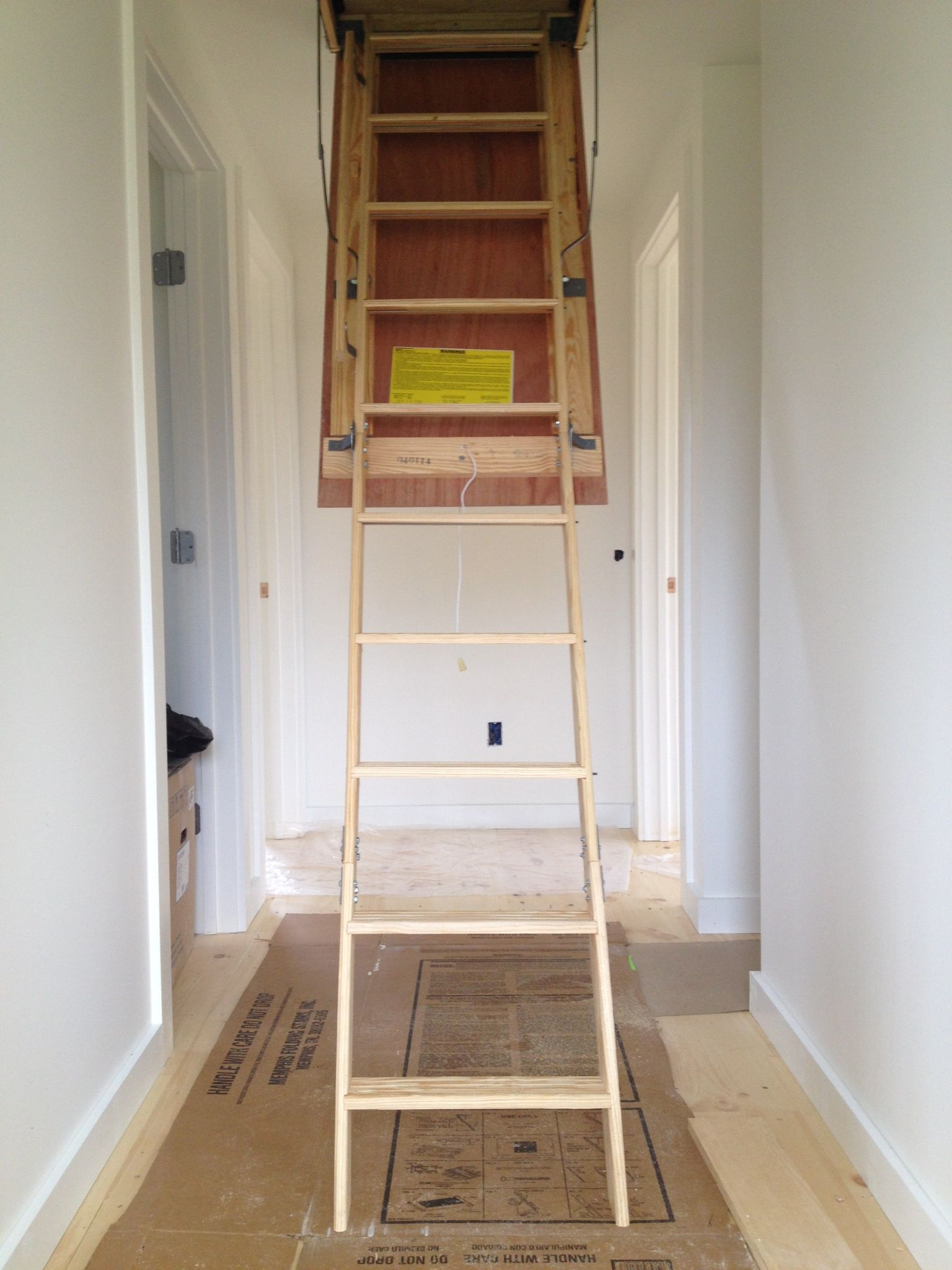 37 The Most Creative Attic Stairs Ideas For Modern Urban Homes Attic Stairs Attic Renovation Tiny House Big Living
