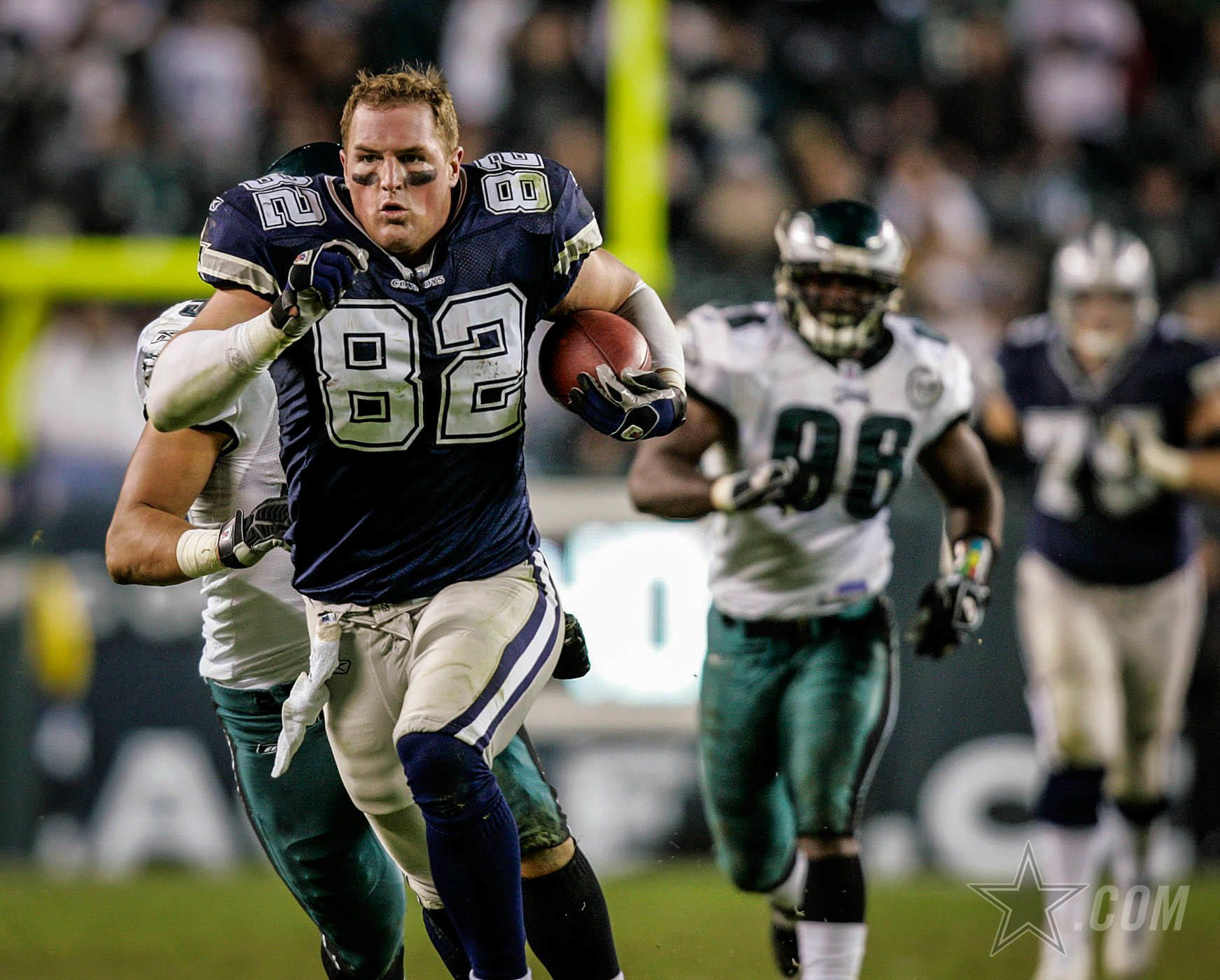 82 of the Best Views Jason Witten Cowboys eagles
