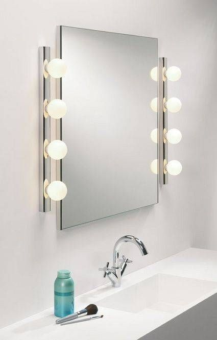 15 Besten Ideen Wand Spiegel Mit Glühbirnen - Es ist untersucht