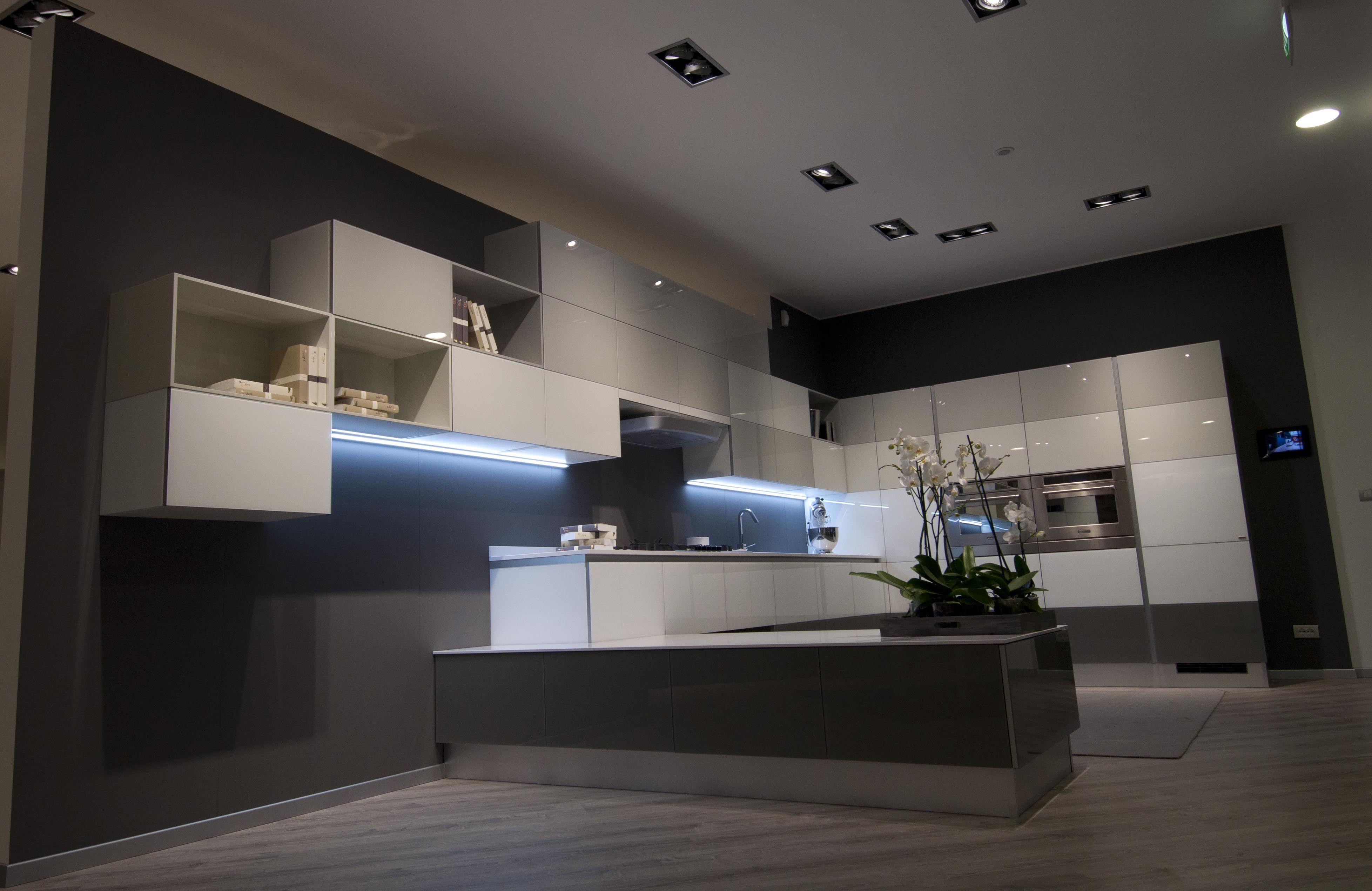 Cucina e living area | Scavolini | Idee per la casa | Pinterest ...