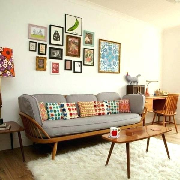 60s Style Chair Style Bedroom Furniture Vintage Style Furniture Wood Design Creates Culture Cu Colourful Living Room Retro Living Rooms Mid Century Living Room