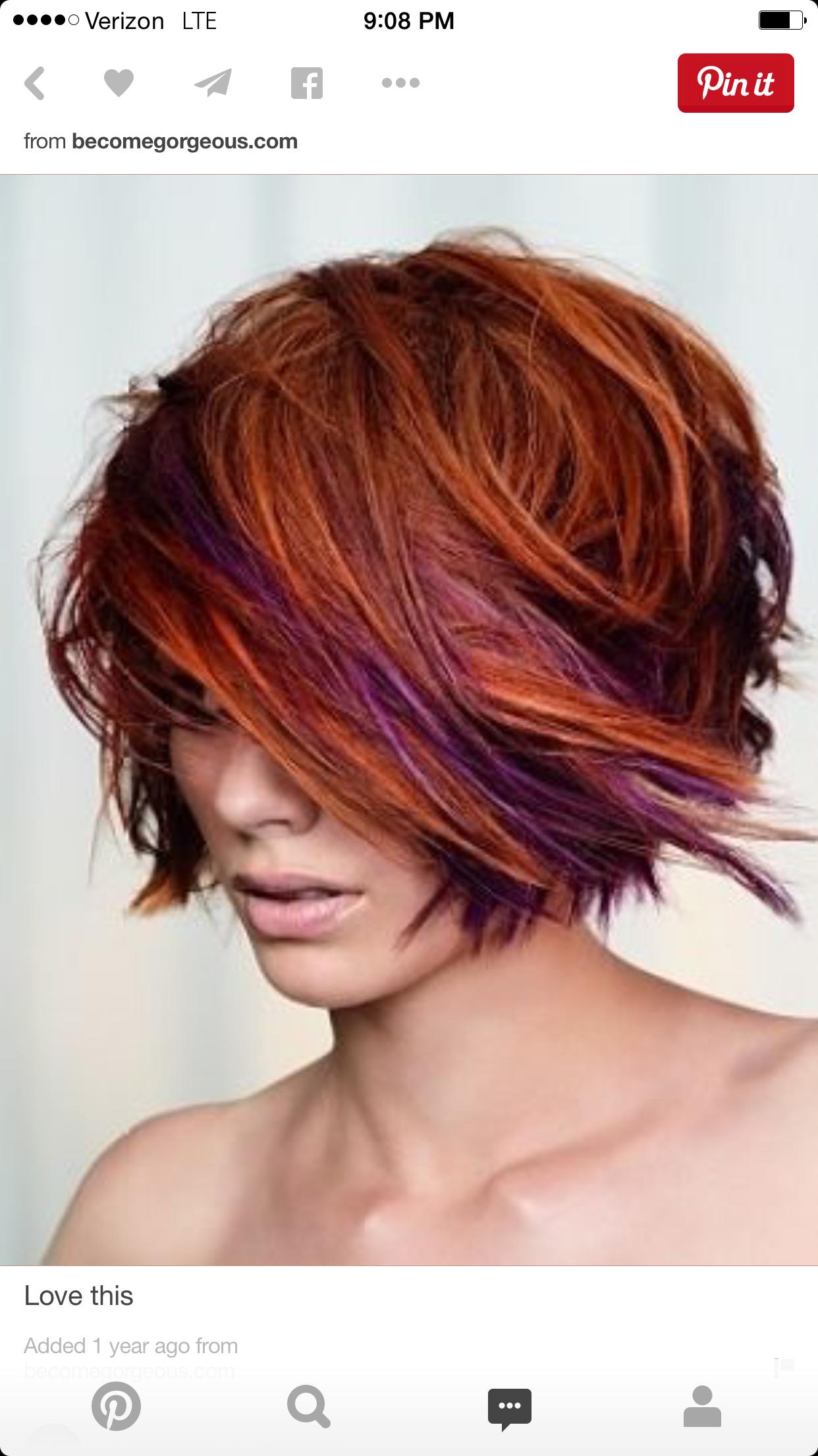 Pin by iva sahliyska on pricheski pinterest hair coloring