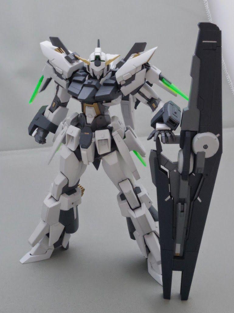 HG 1/144 Gundam AGE-FX Custom Build - Gundam Kits ...
