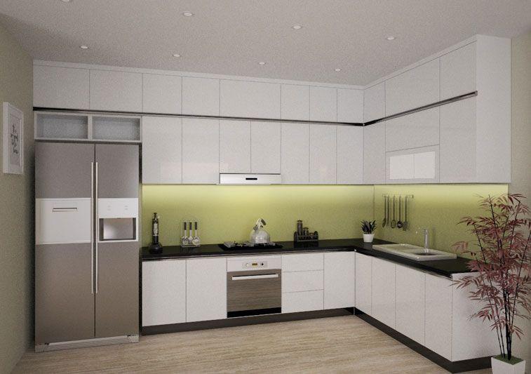 MK22: Modern Kitchen Cabinet