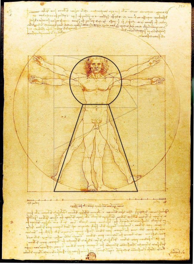 Geometria Sagrada Proporção áurea Choco La Design Sezione Aurea Leonardo Da Vinci Disegni