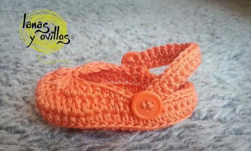 sandalias bebe crochet gratis patron free pattern crocs   verano ...