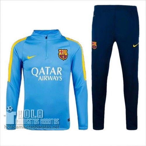 Chandal De Barcelona Entrenamiento Azul 2016 €33.0  c4012197ee8