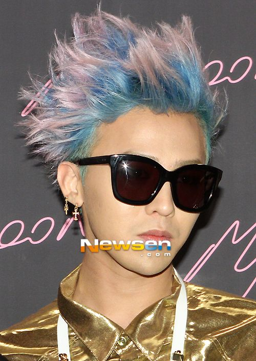 G-Dragon dresses in all gold for Ambush launch party in Gangnam  3e2aa0a6b