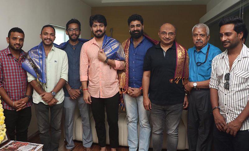 Dubbing works for Harish Kalyan-Priya Bhavani Shankar starrer  Pelli Choopulu remake commences