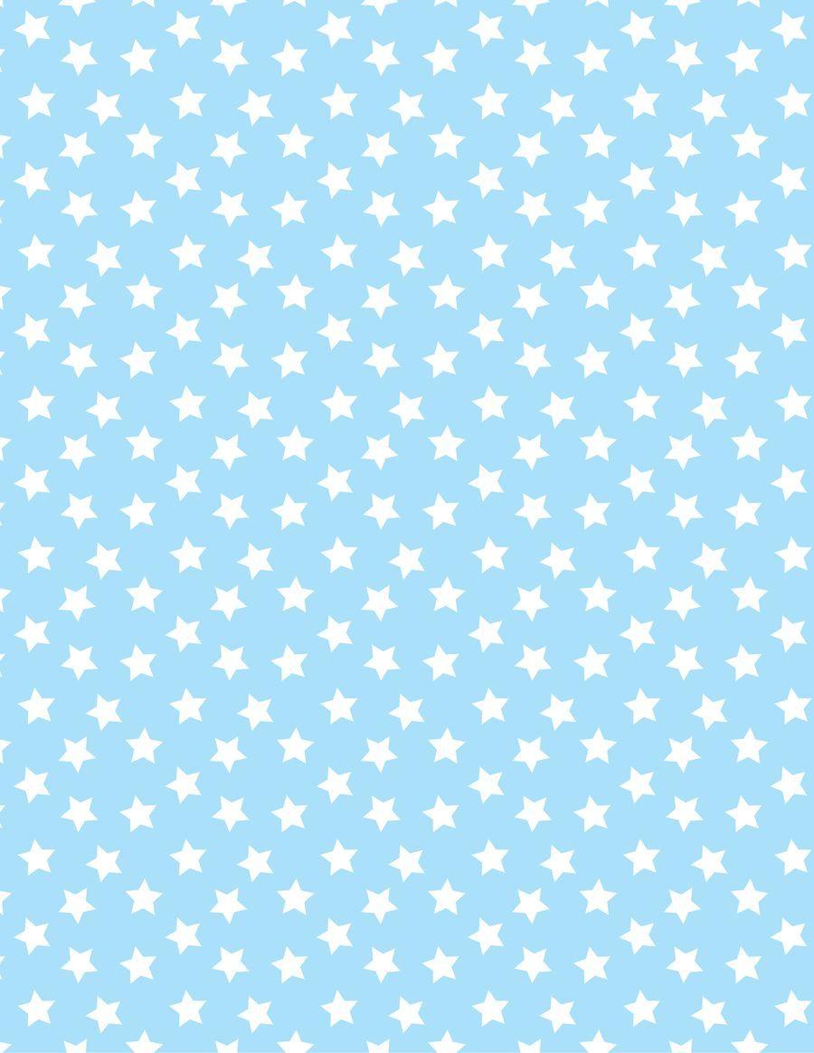 étoile fond bleu Baby Fondos de colores, Fondos para