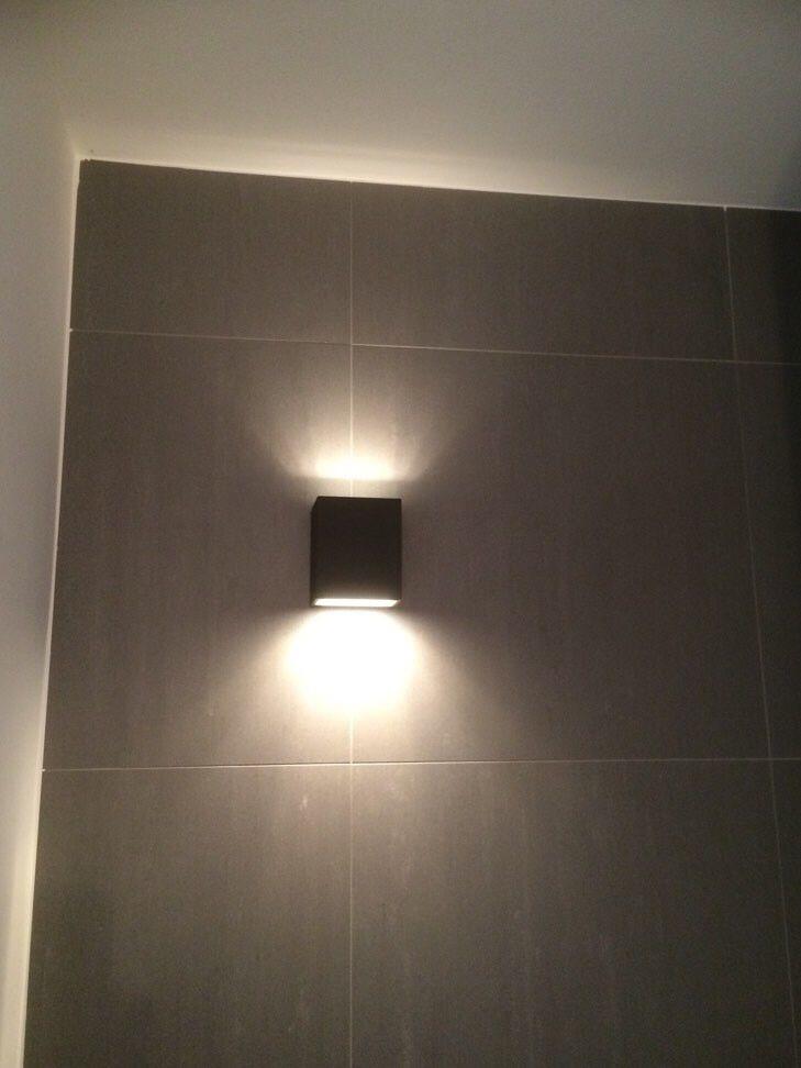Wandverlichting. | Badkamer nr4 | Pinterest - Wandverlichting ...
