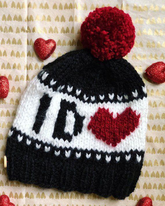 2ab584435b1ea Custom Knit I DO Hat