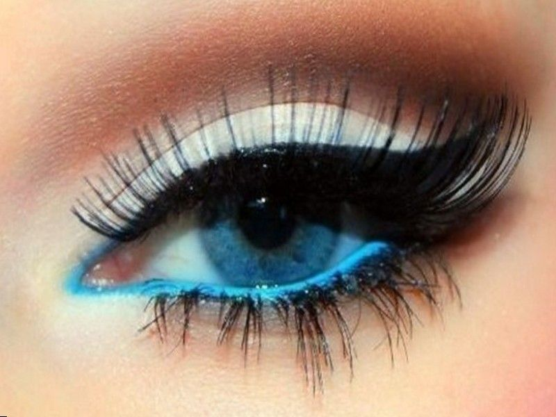 Cute Makeup Ideas For Blue Eyes With Images Eye Makeup Blue