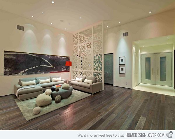 15 Beautiful Foyer Living Room Divider Ideas Home Design Lover Living Room Divider Living Room Partition Living Room Designs