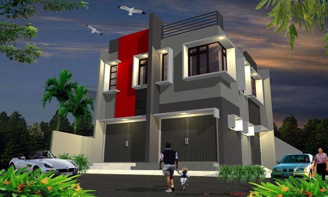 Design Rumah Modern Minimalis 2015: Desain Rumah Toko & Design Rumah Modern Minimalis 2015: Desain Rumah Toko | Ý tưởng ...