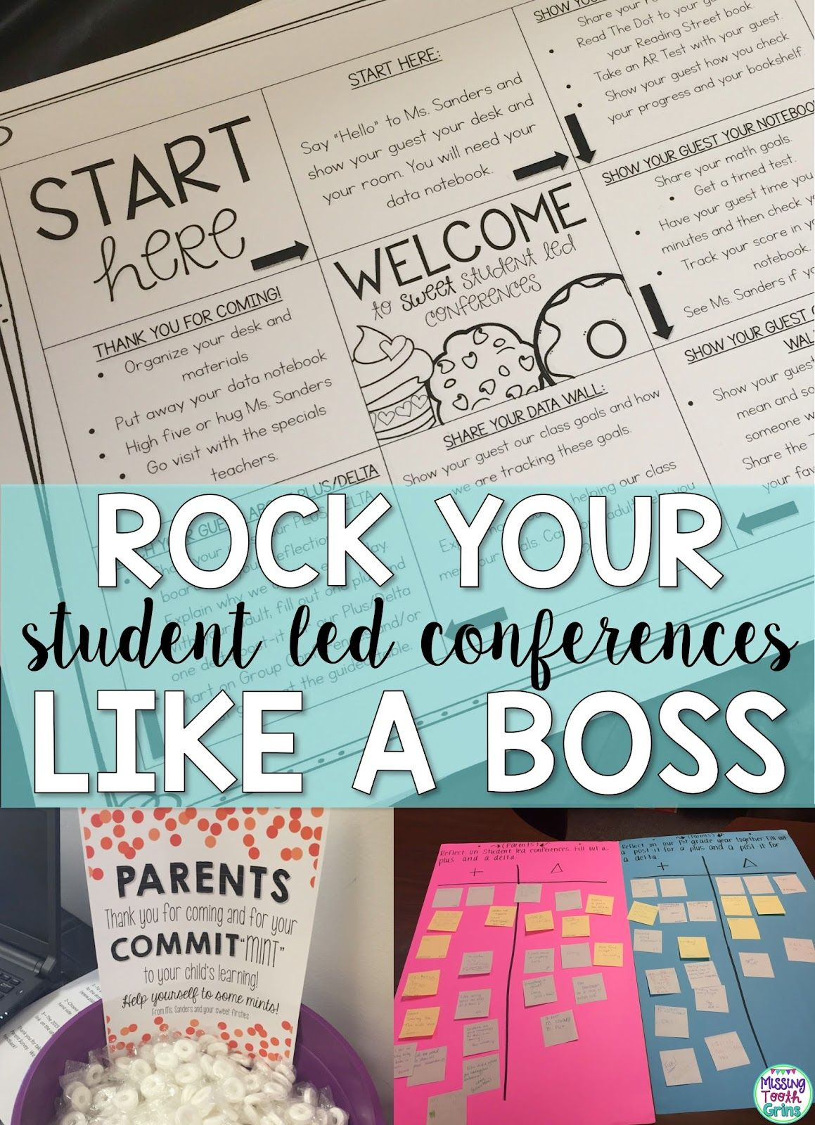 Missing Tooth Grins Rock Your Student Led Conferences
