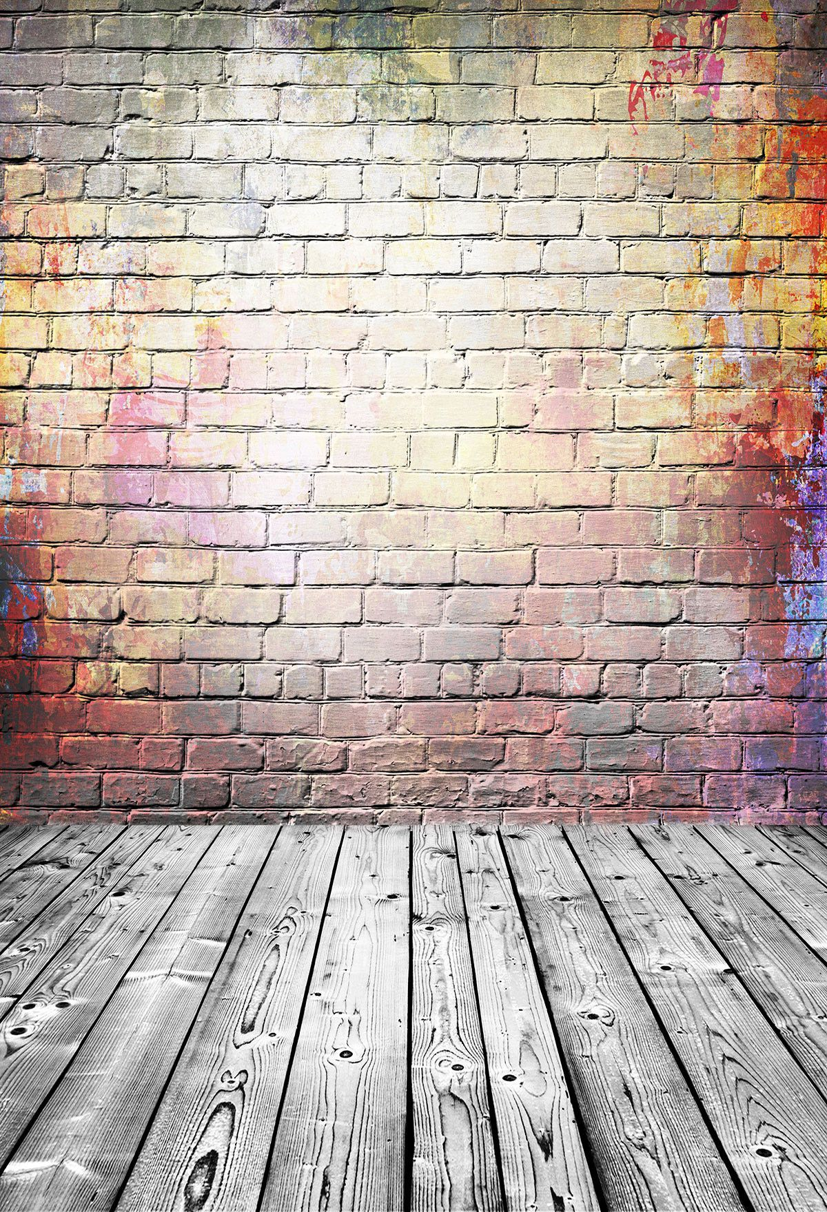 Flowers Backdrop White Background S 3049 Brick Wall Backdrop Wall Backdrops Brick Background