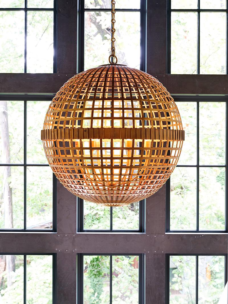 Mill Large Globe Lantern   Pendant ceiling lamp, Unique light ...