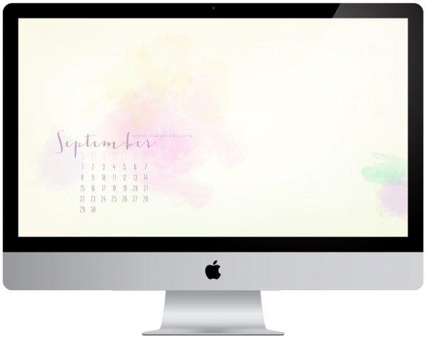 Rubybirdie. Photography & Design by Jessie Ruby  #FreebieFriday #september #calendar #design #download #free #rubybirdie