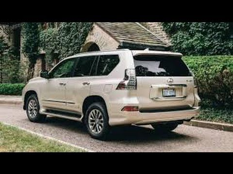 2017 Lexus GX 460 Price Luxury Package Review In Nightfall Mica SUV