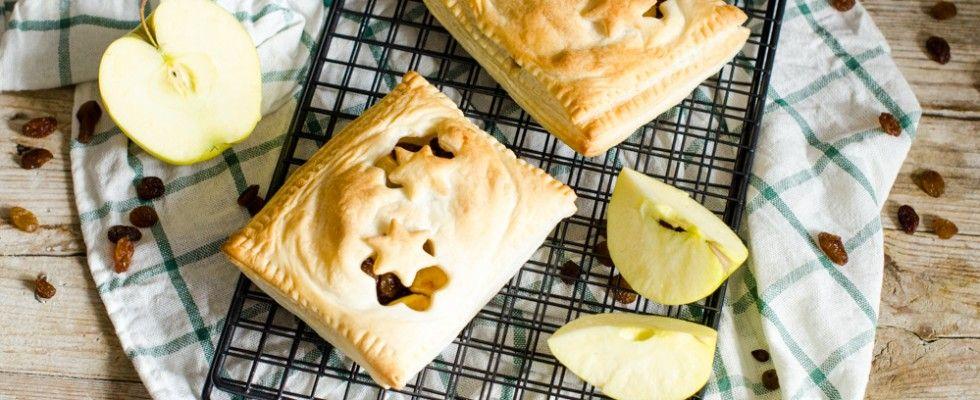 Fagottini di mele: per la colazione