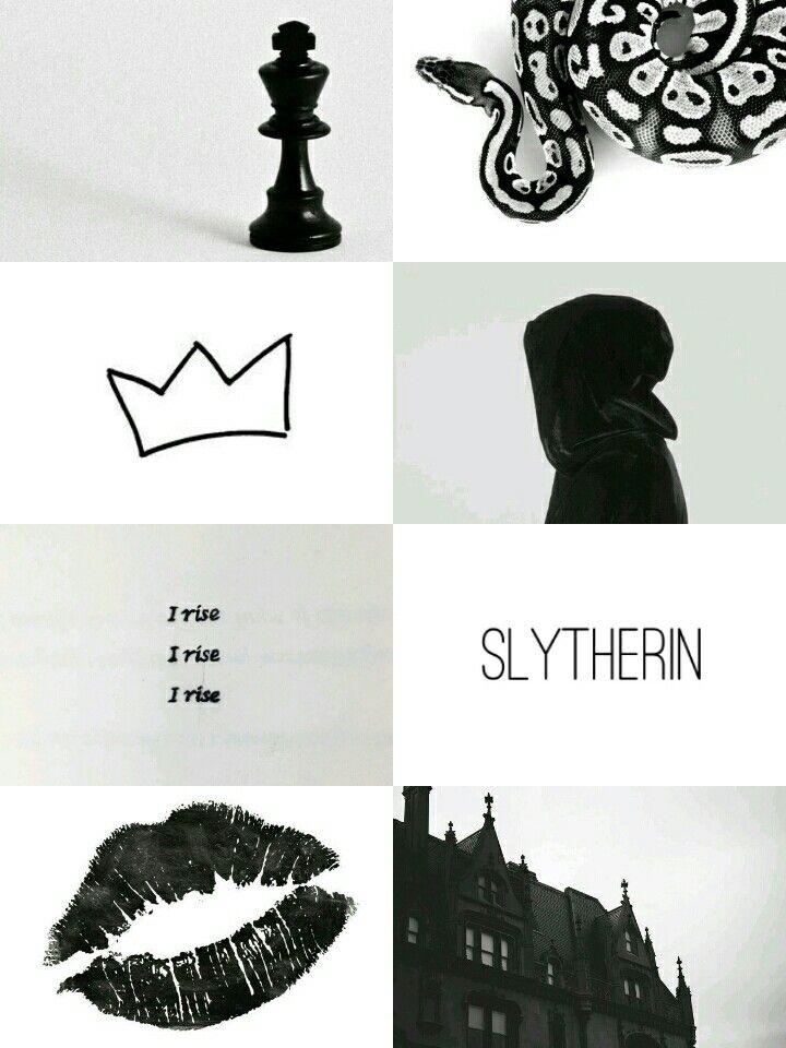 Slytherin aesthetic