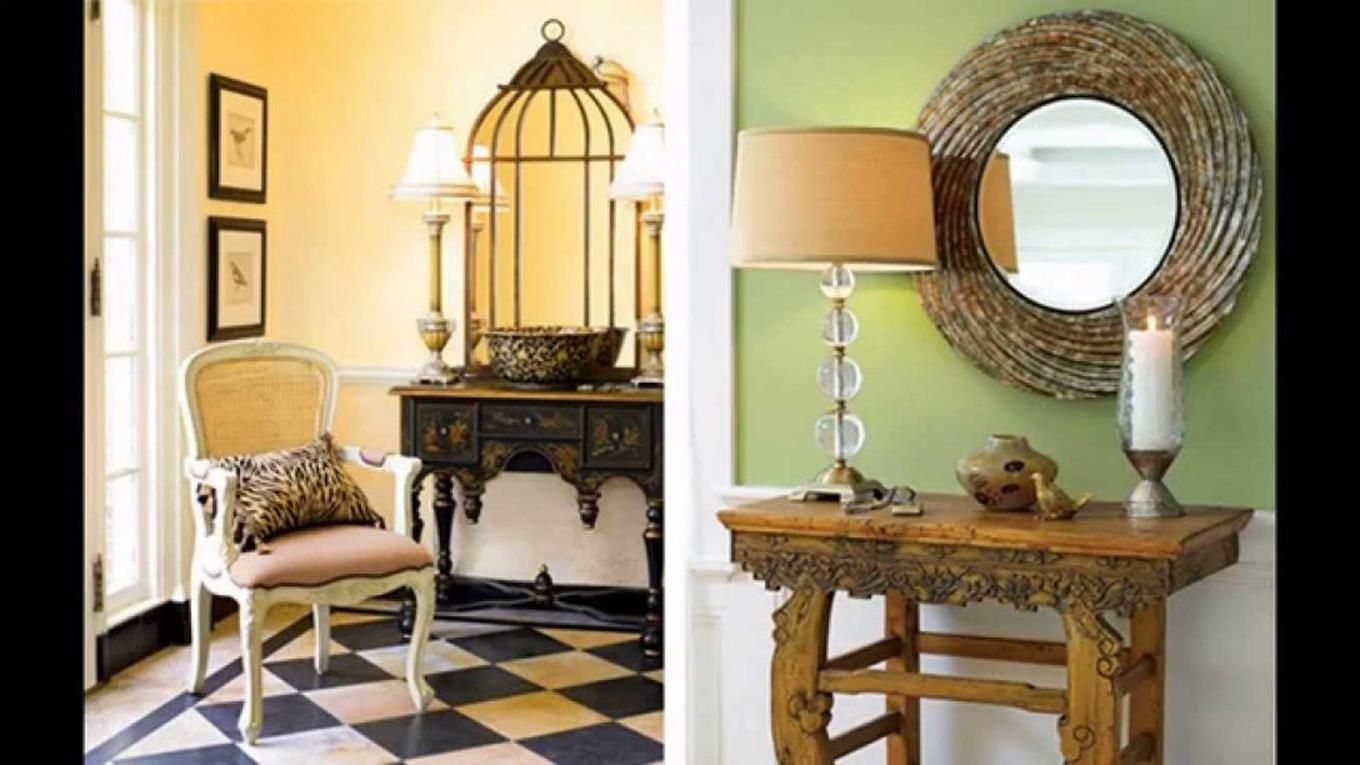 Entryway Decorating Ideas For Small Area 25 | Home Ideas | Pinterest