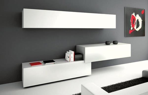 minimalista-6 mesa para el televisorEntertainment Pinterest - mueble minimalista