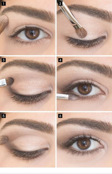 15 Simple Eye Makeup Ideas For Work Outfits Color Me Pretty
