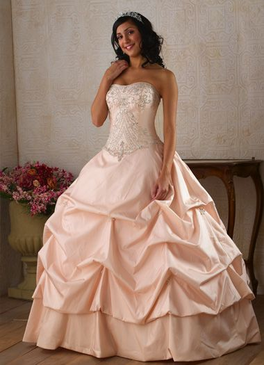 19a420b798 Dere Kiang Quinceanera Dress by House of Wu Q944 - French Novelty
