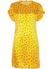YSL, starfish dress