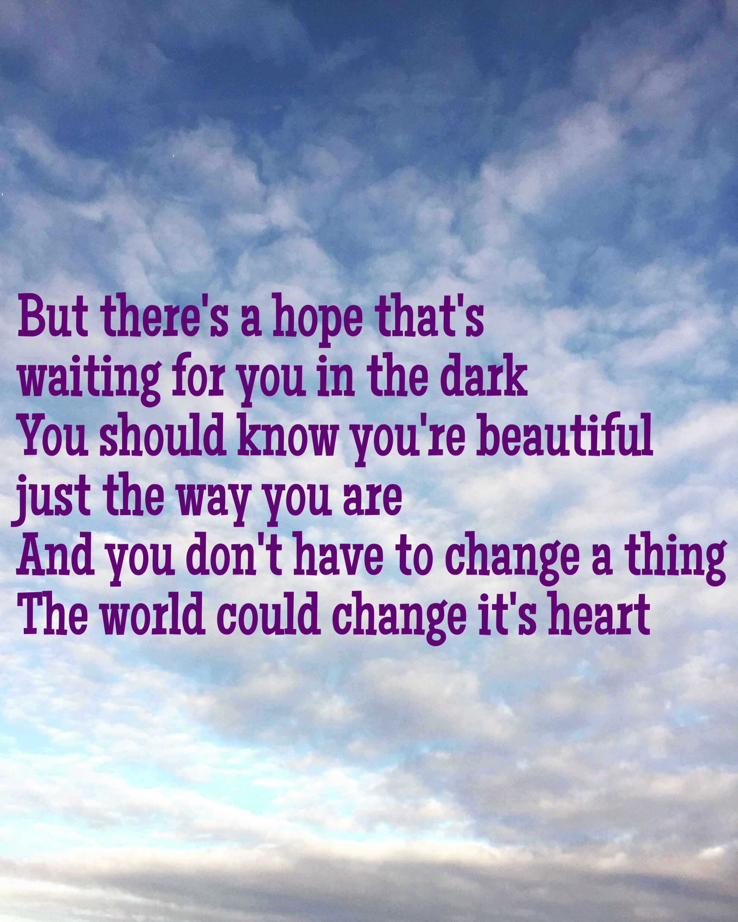 Scars to your beautiful -Alessia Cara ☄❤ | ABBA | Pinterest ...