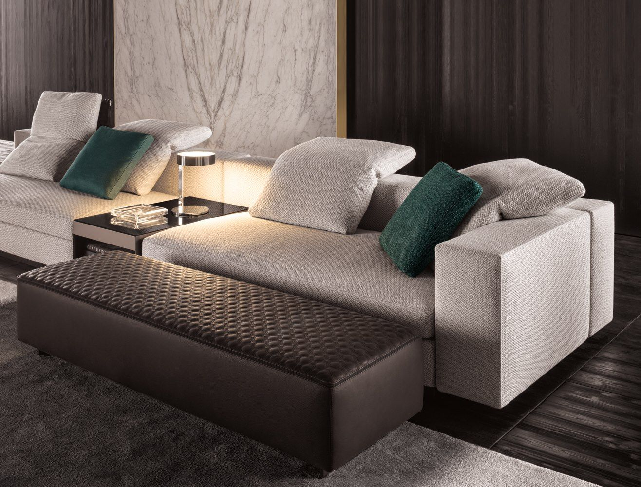 One of the best furniture brands over the world, Minotti