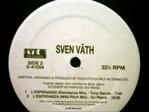 Sven Väth - L'Esperanza   puh - wen muss ich da nomma na der tele-nr zum abchecken fragen ?
