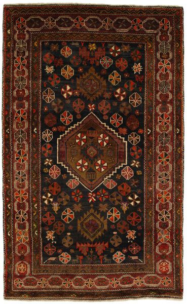 Bijar - Kurdi Persian Carpet 217x135