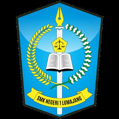 SMK Negeri 1 Lumajang Logo di 2020 Teknik komputer