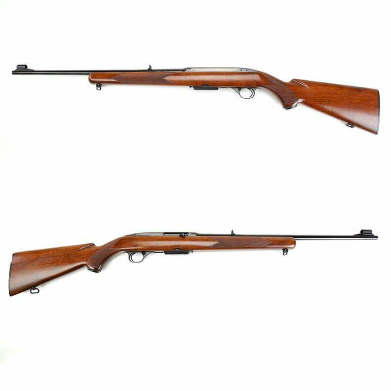 gun of the day winchester model 100 rifle this gotd was a semi