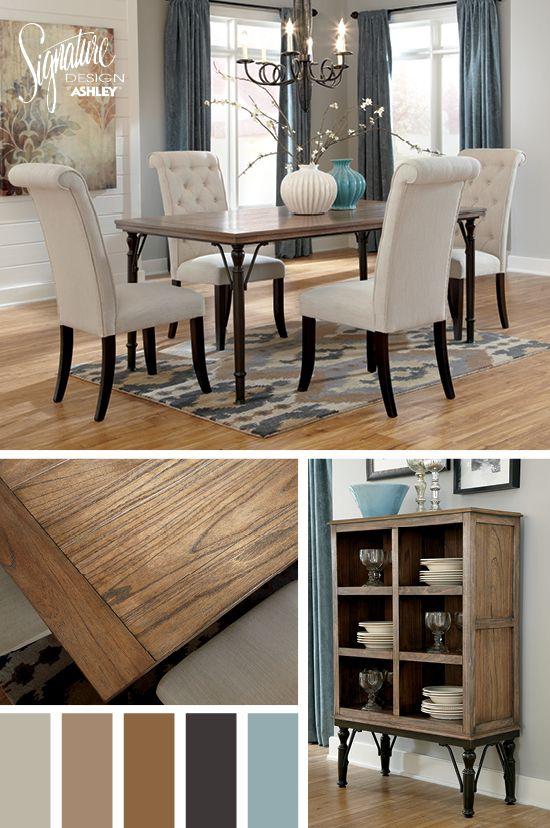 Tripton Dining Room Set Ashley Furniture Furniture Home