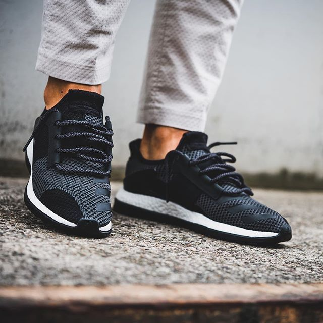 best service 48026 eca96 New Heat  the adidas Day One Pure Boost ZG. Available on October 14th  instore only at Solebox Berlin. Sizerun  41 1 3-46 2 3 Price  € 160   solebox ...