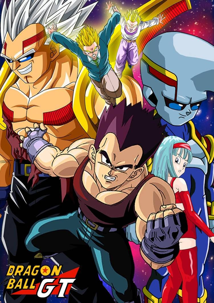 Vegeta Vs Baby By Ariezgao On Deviantart Anime Baby Vegeta Dragon Ball Gt