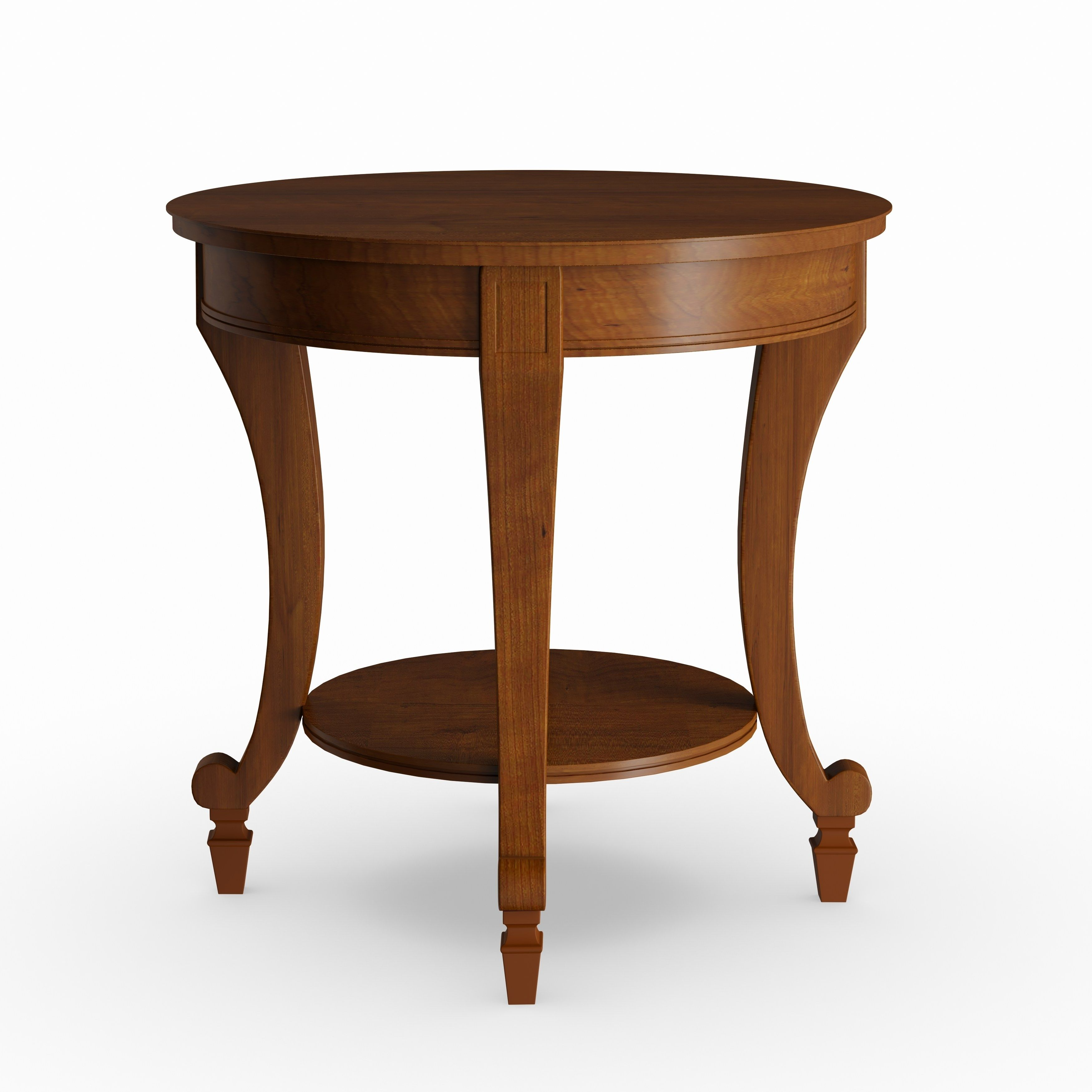 Gracewood Hollow Dones Traditional Cinnamon Round End Table Brown Magnussen Home Furnishings Decorating Coffee Tables Oval Coffee Tables End Tables