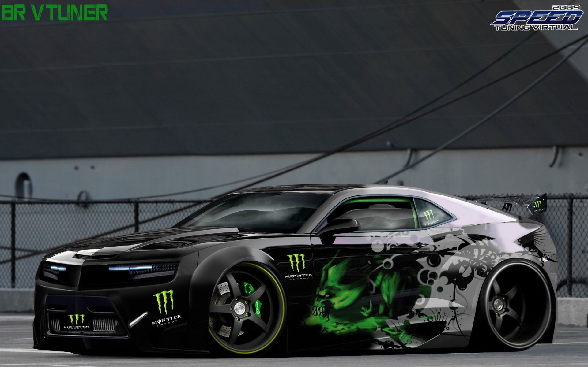 Cool Monster Energy Wallpaper Tuning Monster Energy