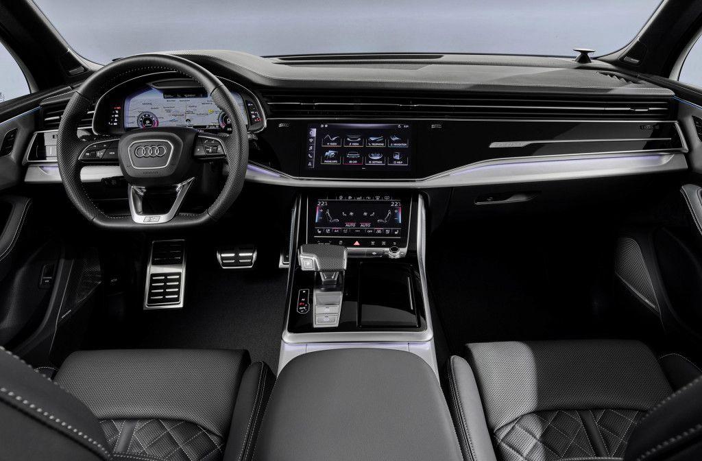 Laufen Sie Im Jahr 2020 Audi Q7 Von 61 795 Audi Q7 Audi Turbolader