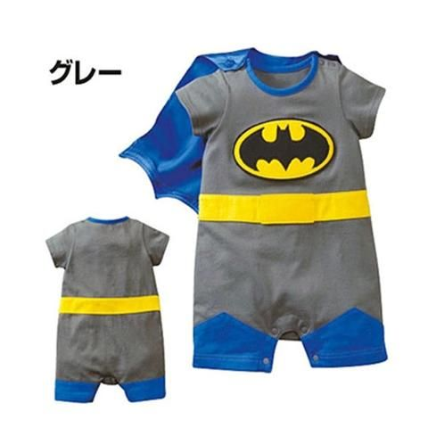 fc4e97b45 New Style Baby Boy Romper Newborn Baby Clothes Cute Hero Superman ...