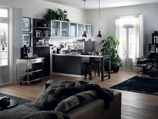 Diesel Social Kitchen para Scavolini | HOUSE, HOME | Home ...