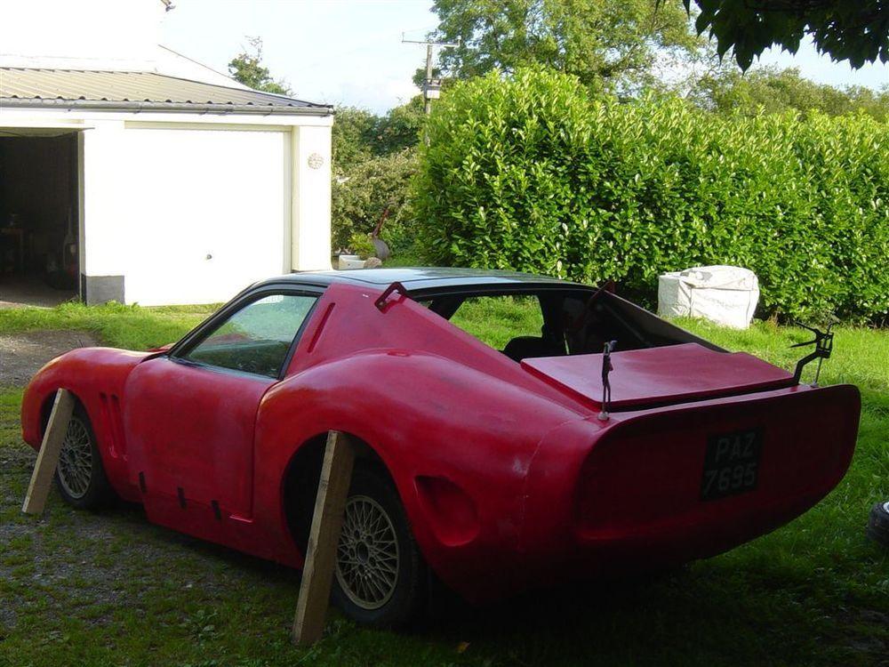 Ferrari 250 gto Replica , Unfinished Project Kit car
