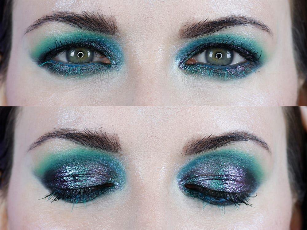 Sydney Grace Co Alexandrite Multichrome Look Hooded eyes