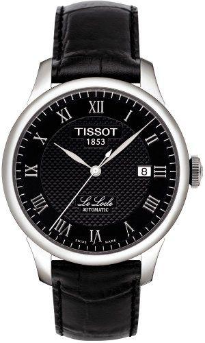 Tissot Men S T41142353 Le Locle Analog Display Swiss Automatic Black Watch Tissot Men S T41142353 Le Mens Watches Leather Watches For Men Best Watches For Men