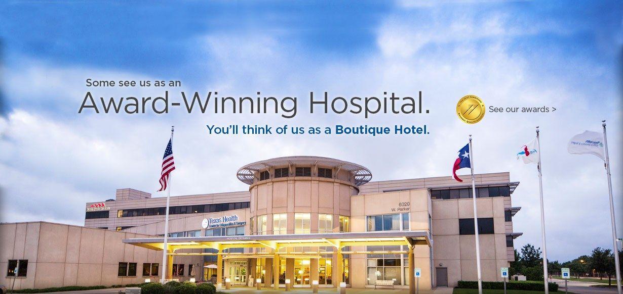 Texas Health Center For Diagnostics Surgery Health Center Hospital Health